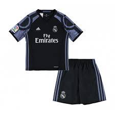 Baju Adidas Ori baju bola anak real madrid 3rd 2017 adidas jual jersey real