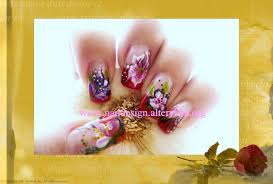 awesome art nail nail designs