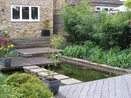 garden designs with decking 2 patio deck ideas awesome 1 sloping