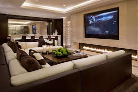 modern tv room sumptuous design ideas 9 1000 images about tv wall