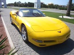 yellow corvette c5 2004 chevrolet corvette convertible automatic c5 yellow needs some