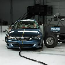 small subaru car subaru impreza first and only small car to earn iihs u0027top safety