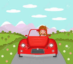 teal car clipart cartoon clipart woman in car clip art library