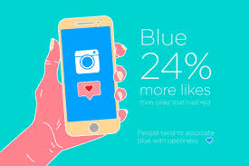 instagram secrets using this color will get you more likes