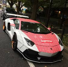lamborghini custom body kits poor poor lambo thestradman shitty car mods