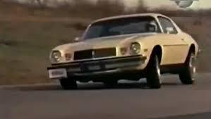 chevrolet camaro 1974 1974 chevrolet camaro lt test drive