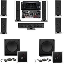 home theater box klipsch gallery g 28 7 2 home theater sw 112 onk