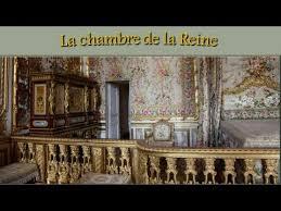 chambre versailles la chambre de la reine antoinette à versailles