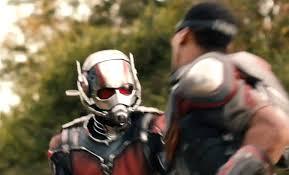 ant man movie clip falcon ant man fight hd paul rudd
