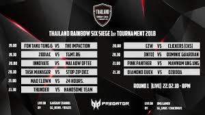 siege zodiac rainbow 6 siege 1st tournament 2018 day1 zodiac vs tgmt