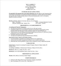 Sample Resume Of Business Analyst by Data Analyst Resume Template U2013 8 Free Word Excel Pdf Format