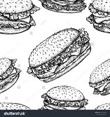 sketch hamburger or burger vector floor plan online tool bulgaria