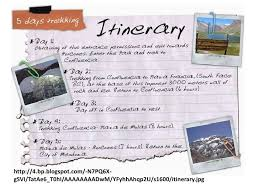 travel itinerary images Travel itinerary lesson for ebs lesson study 2012 jpg