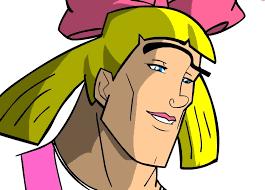 Handsome Face Meme - fuck yeah helga pataki epicrobotbattle fuckyeahhelgapataki