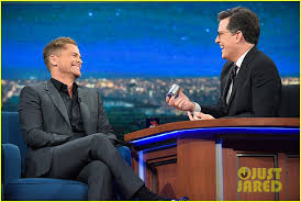 rob lowe plays undecided voter for u0027late show u0027 sketch photo