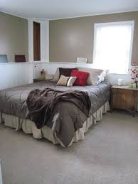 this fresh fossil guest bedroom remodel