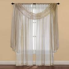 Black Scarf Valance Buy Window Scarfs From Bed Bath U0026 Beyond