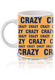 buy crazy slogan coffee mugs crazy slogan mug for sale crazy beta