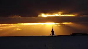 sailboat at sunset 3840x2160 4k 16 9 ultra hd uhd