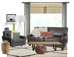 Cozy Living Rooms by Copy Cat Chic Room Redo Cozy Living Room Copycatchic