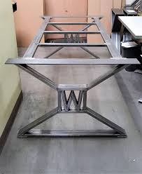 industrial kitchen table furniture best 25 industrial dining tables ideas on industrial