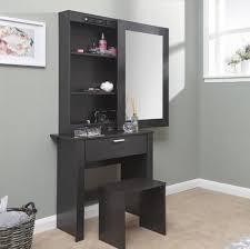 bedroom set with vanity table large dressing table storage mirror set black bedroom furniture