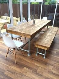Industrial Rustic Coffee Table Dining Table Rustic Coffee Table Reclaimed Wood Uk Alaterre