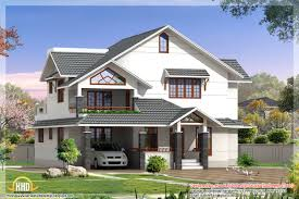 North Indian Home Design House Plans Kerala Home Design 3d Architectural Bungalow House Plans