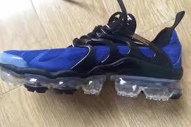 first look nike air vapormax plus 2018 eu kicks sneaker