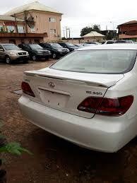 lexus gs330 2005 lexus es 330 for sale autos nigeria