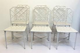 Vintage Brown Jordan Outdoor Furniture by Set Of 6 Brown Jordan Calcutta Chairs U2014 Dejavu Atomic Pad