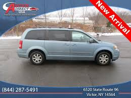 chrysler minivan cars for sale at auction direct usa