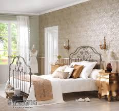Schlafzimmer Design Beige Schlafzimmer Tapete Beige Angenehm On Moderne Deko Ideen In