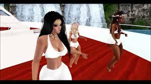 aaliyah rock the boat imvu style aaliyah pinterest