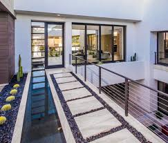 modern balcony railing design exterior exterior modern with porch