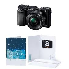 sony a6000 black friday sony a6000 bundle deals cheapest price mirrorless deal