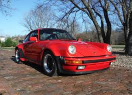 1986 porsche 911 turbo for sale 23k mile 1986 porsche 911 turbo for sale on bat auctions sold