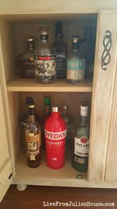 restore cabinet upcycle meet my new diy liquor cabinet live