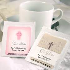 tea bag party favors christian summer wedding party favors