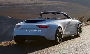 si e t ision si l alpine vision concept était un petit roadster