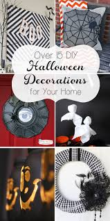 15 haunted halloween crafts for your home