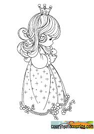 precious moments princess coloring pages embroidery digi