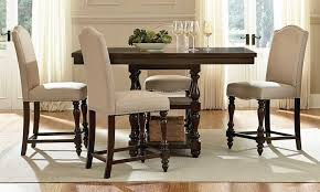 Counter Height Dining Room Furniture Counter Height Dining Table And Chairs