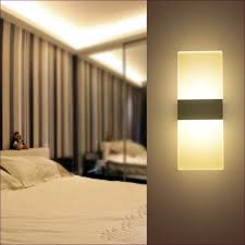 Recessed Wall Lighting Bedroom Swing Arm Wall Lamp With Reading Light Bedroom Reading