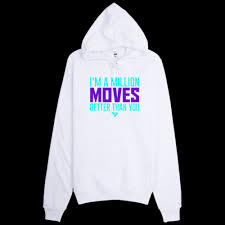 a million moves hoodie u2013 hs3 brand