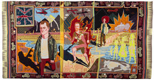 Grayson Perry Vanity Of Small Differences The Line Of Departure By Grayson Perry Paragon
