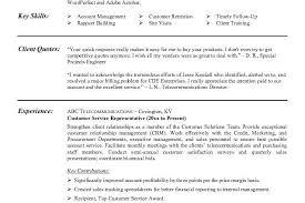 Sample Resume For Customer Service Representative Telecommunications by Customer Service Representative Resume Job Description Jesse