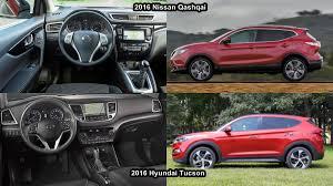 nissan dualis 2016 benim otomobilim 2016 nissan qashqai vs 2016 hyundai tucson design