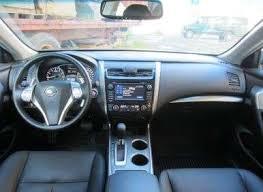 1999 Nissan Altima Interior Road Test And Review 2013 Nissan Altima 3 5 Sl Autobytel Com