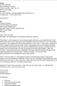 associate general counsel cover letter create my cover letter